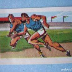 Cromos de Fútbol: RUIZ ROMERO 1965 CAMPEONATOS NACIONALES FUTBOL 1964-65 OLIMPIADA TOKIO 1964 CROMO Nº 8 NUNCA PEGADO. Lote 215296641