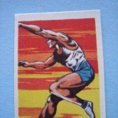 Cromos de Fútbol: RUIZ ROMERO 1965 CAMPEONATOS NACIONALES FUTBOL 1964-65 OLIMPIADA TOKIO 1964 CROMO Nº 11 NUNCA PEGADO. Lote 215296685
