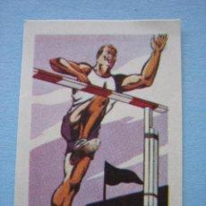 Cromos de Fútbol: RUIZ ROMERO 1965 CAMPEONATOS NACIONALES FUTBOL 1964-65 OLIMPIADA TOKIO 1964 CROMO Nº 12 NUNCA PEGADO. Lote 215296746