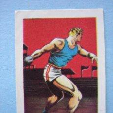 Cromos de Fútbol: RUIZ ROMERO 1965 CAMPEONATOS NACIONALES FUTBOL 1964-65 OLIMPIADA TOKIO 1964 CROMO Nº 16 NUNCA PEGADO. Lote 215296826