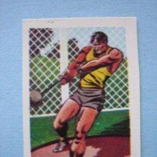 Cromos de Fútbol: RUIZ ROMERO 1965 CAMPEONATOS NACIONALES FUTBOL 1964-65 OLIMPIADA TOKIO 1964 CROMO Nº 17 NUNCA PEGADO. Lote 215296858
