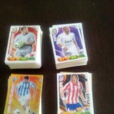 Cromos de Fútbol: LOTE DE 195 CARDS SIN REPETIR ADRENALYN XL 2011-12 CARDS 11-12. Lote 215343476