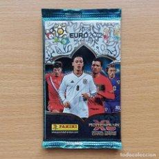 Cromos de Fútbol: SOBRE SIN ABRIR UEFA EURO 2012 TRADING CARD ADRENALYN XL PANINI ÖZIL GERMANY PACKET BUSTINE TÜTEN. Lote 215538387