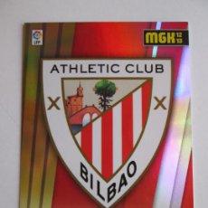 Cromos de Fútbol: #1 ESCUDO ATHLETIC CLUB BILBAO MEGACRACKS 12 13 MGK LIGA 2012 2013 MEGAS MEGA CRACKS. Lote 231800600