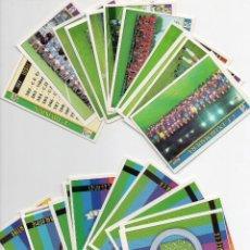 Cromos de Fútbol: MUNDICROMO FICHAS DE LA LIGA 2000, LAS 22 ALINEACIONES Y INDICE DE 2ª DIVISION. Lote 216430780