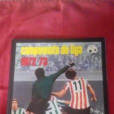 Cromos de Fútbol: LIGA 72/73 FASCIMIL DE SALVAT. Lote 216707583