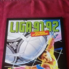 Cromos de Fútbol: LIGA 91/92 FASCIMIL SALVAT. Lote 216715876
