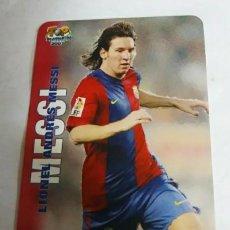 Cromos de Fútbol: CROMO, MESSI 2007 MUNDICROMO, DE SOBRE.. Lote 216725101