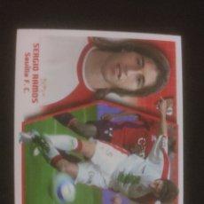 Cromos de Fútbol: COLECCIONES ESTE SERGIO RAMOS SEVILLA 05-06. Lote 216832088