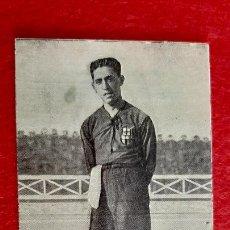 Cromos de Fútbol: CROMO FUTBOL ANTIGUO JUGADOR ALCANTARA DEL BARCELONA INTERNACIONALES ORIGINAL CR10. Lote 217353917