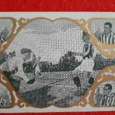 Cromos de Fútbol: CROMO FUTBOL ANTIGUO PARTIDO VICTORIA DE PRAGA ESPAÑOL ORIGINAL CR10. Lote 217356173