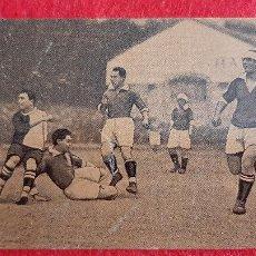 Cromos de Fútbol: CROMO FUTBOL ANTIGUO FOOT BALL 1922 1923 Nº 28 CUARTOS DE FINAL ORIGINAL CR10. Lote 217356360