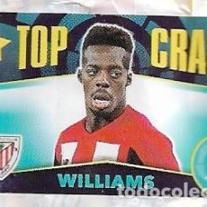 Cromos de Fútbol: CROMO CHICLE LIGA 2020-21 WILLIAMS - ATHLETIC DE BILBAO. Lote 217425841