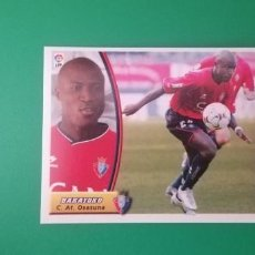 Figurine di Calcio: ESTE 2003 2004 SIN PEGAR FICHAJE BAKAYOKO. Lote 217428825