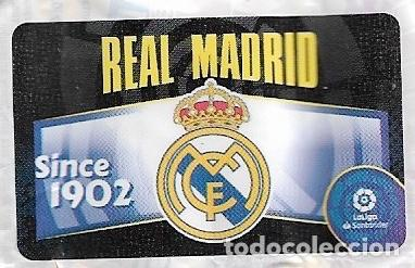 Cromos de Fútbol: CROMO CHICLE LIGA 2020-21 REAL MADRID - Foto 1 - 217429460