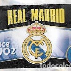 Cromos de Fútbol: CROMO CHICLE LIGA 2020-21 REAL MADRID. Lote 217429460