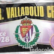 Cromos de Fútbol: CROMO CHICLE LIGA 2020-21 R.VALLADOLID C.F.. Lote 217429658