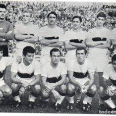 Cromos de Fútbol: ELCHE Y LAS PALMAS, AÑOS 60, DE BERGAS INDUSTRIAS GRAFICAS. Lote 217431417