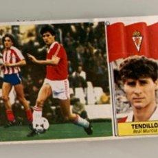 Cromos de Fútbol: TENDILLO MURCIA 1986 87. EDICIONES ESTE 86 87. FICHAJE 26. Lote 217501552