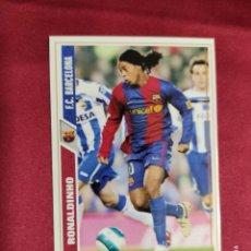 Cromos de Fútbol: MUNDICROMO 2007-2008. Nº 48. RONALDINHO F.C. BARCELONA.. Lote 257572350