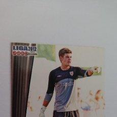 Cartes à collectionner de Football: LAS FICHAS DE LA LIGA 2011 2012 ATHLETIC CLUB Nº 140 RAUL FICHAS DE LA LIGA 11 12 MUNDICROMO. Lote 217929966