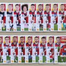 Cromos de Fútbol: 20 CROMOS OSASUNA 1° EDICION LIGA ESTE 2020-2021 / 20-21. Lote 218094656