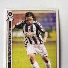 Cromos de Fútbol: MUNDICROMO LAS FICHAS DE LA LIGA 2006 CASABLANCA N° 1029 CASTELLÓN. Lote 218215753