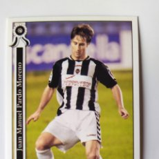 Cromos de Fútbol: MUNDICROMO LAS FICHAS DE LA LIGA 2006 PARDO N° 1031 CASTELLÓN. Lote 218215868