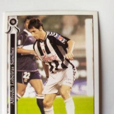 Cromos de Fútbol: MUNDICROMO LAS FICHAS DE LA LIGA 2006 FREDI N° 1034 CASTELLÓN. Lote 218216002