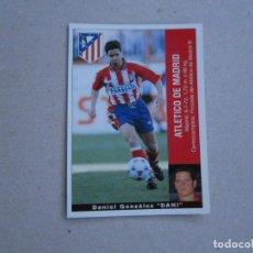 Cromos de Fútbol: PANINI LIGA 95 96 COLOCA DANI ATLETICO MADRID 1995 1996 NUEVO. Lote 245109555