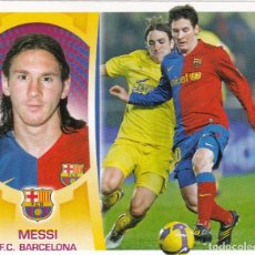 Cromos de Fútbol: LIGA ESTE 2009 2010 - MESSI Nº 15 (NUEVO DE SOBRE). Lote 218324662