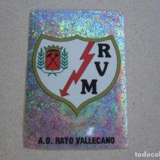 Cromos de Fútbol: PANINI LIGA 95 96 ESCUDO RAYO VALLECANO 1995 1996 NUEVO. Lote 218324702