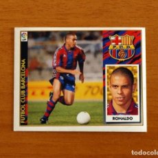 Cromos de Fútbol: FÚTBOL CLUB BARCELONA - RONALDO - BAJA - EDICIONES ESTE 1997-1998, 97-98 - NUNCA PEGADO. Lote 218359225