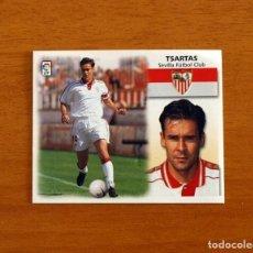 Cromos de Fútbol: SEVILLA - TSARTAS - EDICIONES ESTE 1999-2000, 99-00 - NUNCA PEGADO. Lote 218363313
