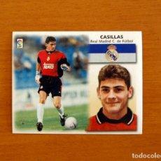 Cromos de Fútbol: REAL MADRID - CASILLAS - FICHAJE Nº 10 BIS - EDICIONES ESTE 1999-2000, 99-00 - NUNCA PEGADO. Lote 218399081