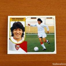 Cromos de Fútbol: SEVILLA - IVÁN ZAMORANO - EDICIONES ESTE 1991-1992, 91-92 - NUNCA PEGADO. Lote 218400255