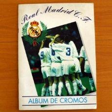 Cromos de Fútbol: ÁLBUM REAL MADRID - MAGIC BOX INTERNACIONAL 1995 - COMPLETO. Lote 218412202