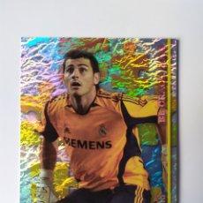 Cromos de Fútbol: MUNDICROMO LAS FICHAS DE LA LIGA 2007 CASILLAS N° 52 REAL MADRID. Lote 218550623