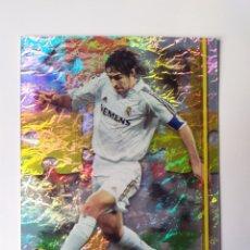 Cromos de Fútbol: MUNDICROMO LAS FICHAS DE LA LIGA 2007 RAÚL N° 53 REAL MADRID. Lote 218550628