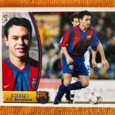 Cromos de Fútbol: CROMO INIESTA ROOKIE EDICIONES ESTE 2003 2004 03 04 BARCELONA. Lote 218623916