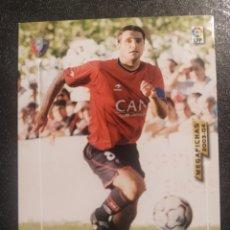 Cromos de Fútbol: MEGAFICHAS 2003/04 228 PALACIOS OSASUNA. Lote 218640793