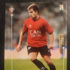 Cromos de Fútbol: MEGAFICHAS 2003/04 232 IVÁN ROSADO OSASUNA. Lote 218641105