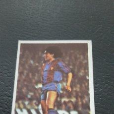 Cromos de Fútbol: MARADONA, CROMOS CANO 84 NUEVO. Lote 218641187