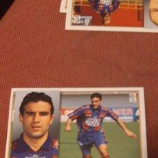 Cromos de Fútbol: TORIL EXTREMADURA ESTE 98 99 1998 1999 SIN PEGAR. Lote 218641330