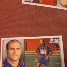 Cromos de Fútbol: PEDRO JOSE EXTREMADURA ESTE 98 99 1998 1999 SIN PEGAR. Lote 218641342
