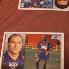 Cromos de Fútbol: PEDRO JOSE EXTREMADURA ESTE 98 99 1998 1999 SIN PEGAR. Lote 218641370