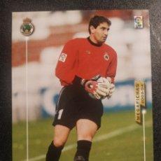 Cromos de Fútbol: MEGAFICHAS 2003/04 236 BAJA CEBALLOS RACING. Lote 218641376