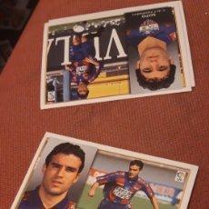 Cromos de Fútbol: TORIL EXTREMADURA ESTE 98 99 1998 1999 SIN PEGAR. Lote 218641416