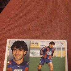 Cromos de Fútbol: BELENGUER EXTREMADURA ESTE 98 99 1998 1999 SIN PEGAR. Lote 218641457