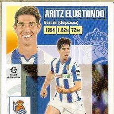 Cromos de Fútbol: CROMO ESTE PANINI 2020 - 21 (20 21) - Nº 5 - ARITZ ELUSTONDO - REAL SOCIEDAD. Lote 218766925